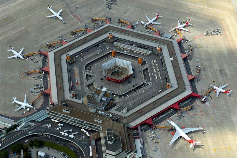 آشنایی با فرودگاه تگل برلین آلمان