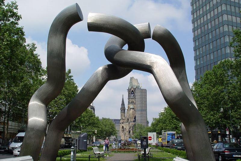 مجسمه های شگفت انگیز برلین آلمان