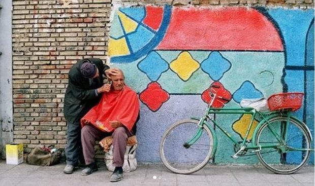 اثری از عکاس شیرازی در یونان به نمایش درآمد