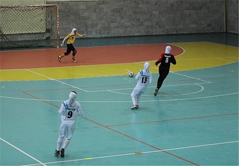 جشنواره گل مدعیان در هفته دوم لیگ برتر فوتسال بانوان