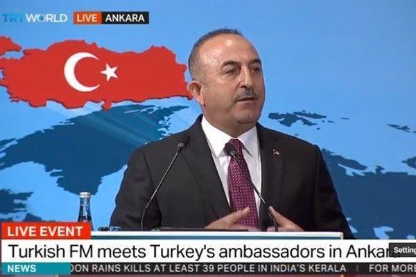 ترکیه بیدی نیست که از این بادها بلرزد، منزوی کردن ترکیه خودزنی است