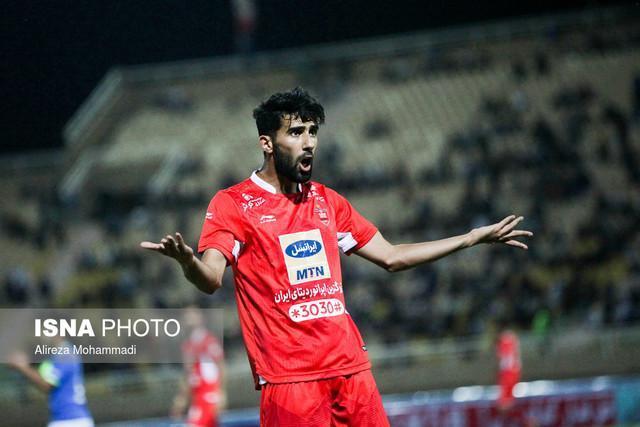هافبک عراقی پرسپولیس در تیم منتخب ACL