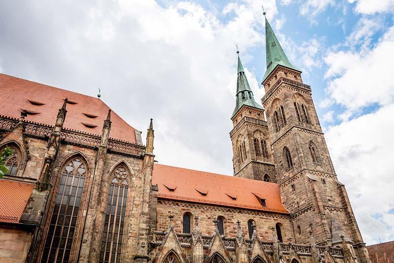 آشنایی با کلیسای سن لورنس نورنبرگ آلمان