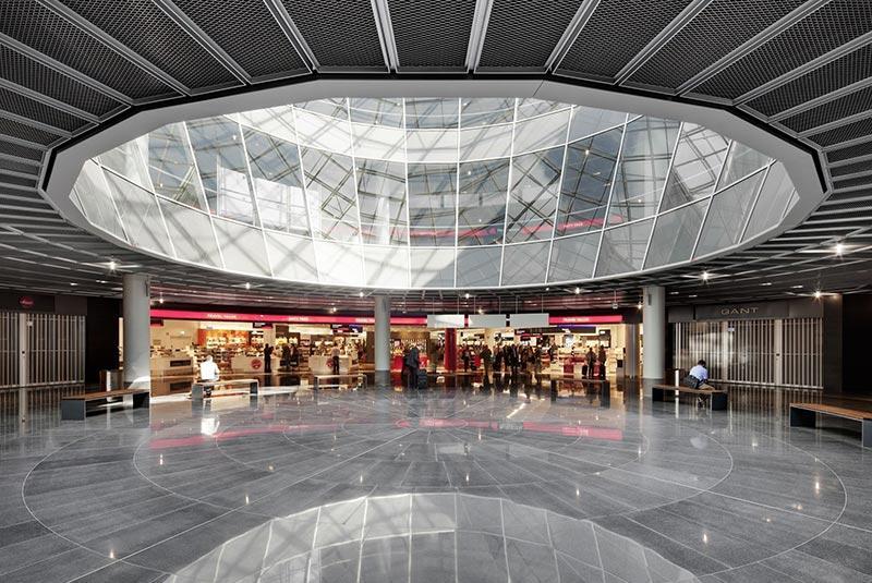 آشنایی با فرودگاه فرانکفورت آلمان (Frankfurt Airport)