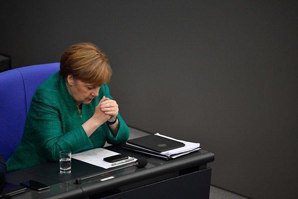 صدراعظم آلمان ارائه کمک اقتصادی به ترکیه را رد کرد