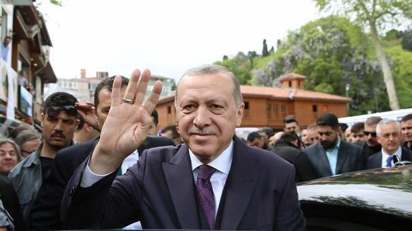 اردوغان بزرگترین مسجد اروپا را در آلمان افتتاح می نماید