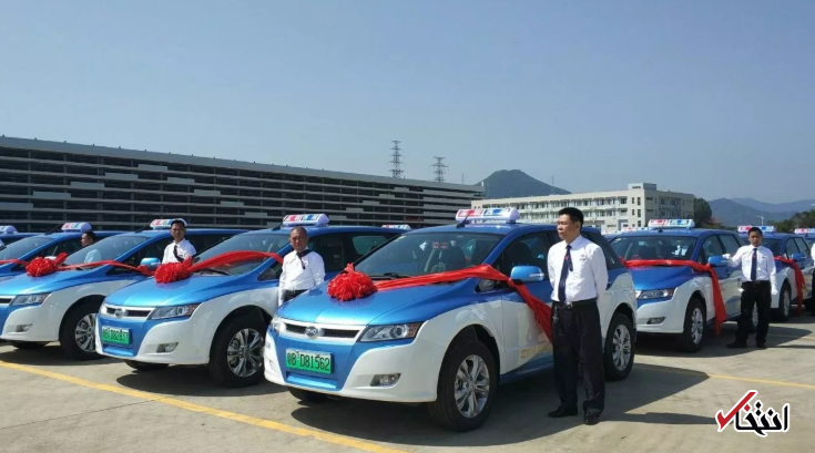 رشد چشمگیر خودروهای الکتریک در چین ، 99 درصد حمل و نقل عمومی شنزن از انرژی پاک تامین می گردد