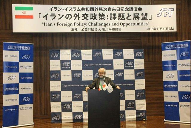 سجادپور: ایران تأمین کننده امنیت منطقه است