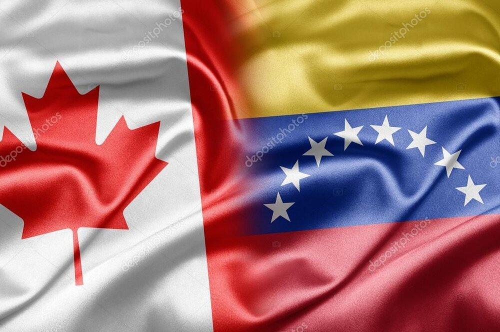 کانادا رییس جمهوری مدعی ونزوئلا را به رسمیت می شناسد؟