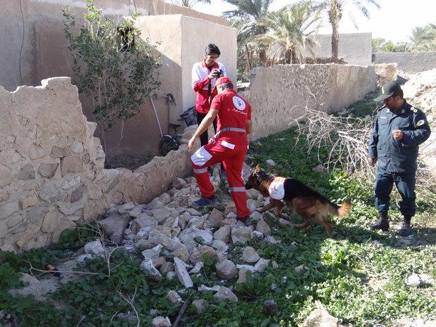 مانور امداد و نجات استان بوشهر برگزار گردید