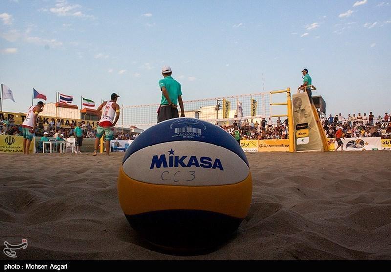 سانیای چین، میزبان بازی های ساحلی 2020 آسیا شد