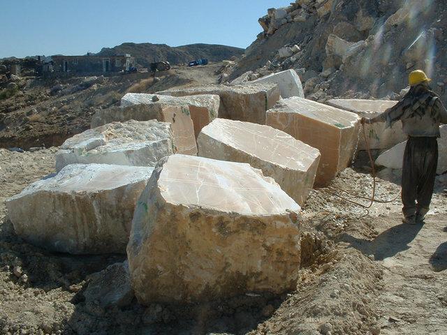 70 درصد ظرفیت صنعت سنگ بدون استفاده مانده است
