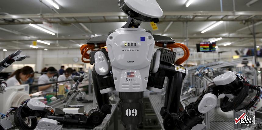 کدام کشورها بیشترین تعداد رباتهای کارگر را در خود جای داده اند؟ ، رقابت سنگین چین با کشورهای اروپایی
