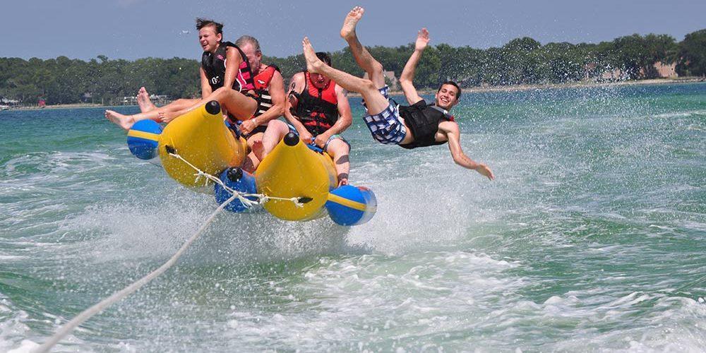 مهیج ترین ورزش های آبی در تایلند