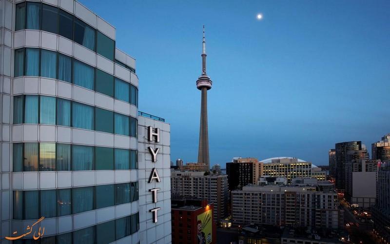 معرفی هتل 4 ستاره حیات رجنسی تورنتو کانادا