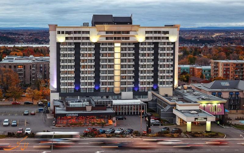 معرفی هتل کلاسیک کبک سیتی ، 4 ستاره کانادا