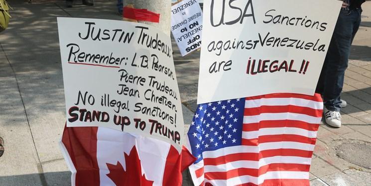 فعالیت کنسولگری های ونزوئلا در کانادا به حالت تعلیق درآمد
