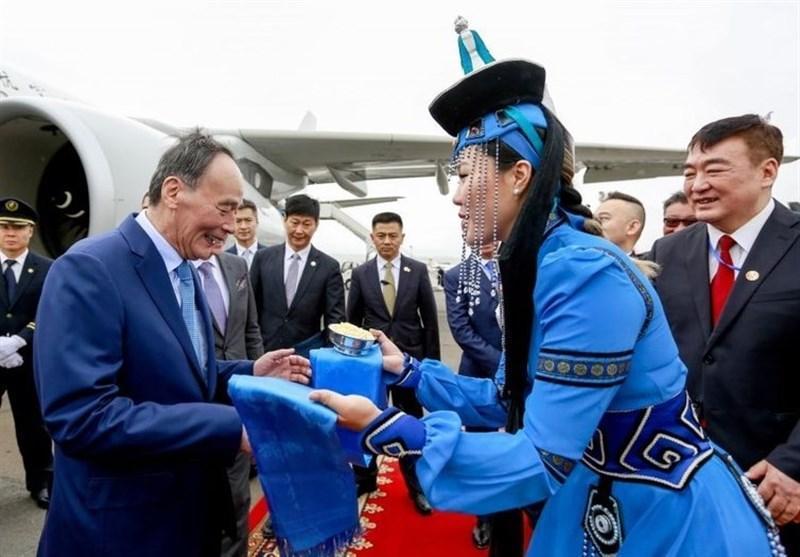 گزارش خبرنگاران ، چین به دنبال ارتقای همکاری استراتژیک با مغولستان