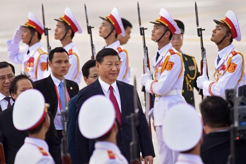 ویتنام ناگزیر به ایجاد ارتباط میان چین و آمریکا است