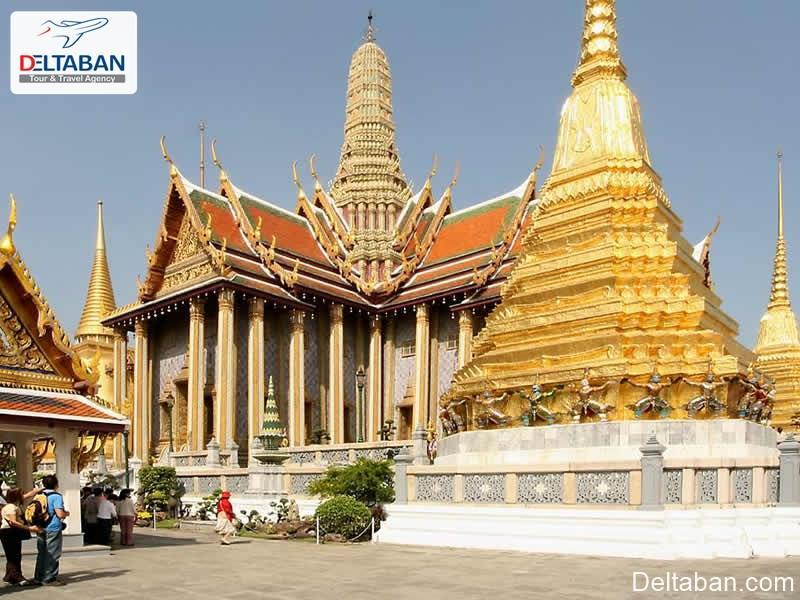 معابد بانکوک، سفر به شهر فرشتگان