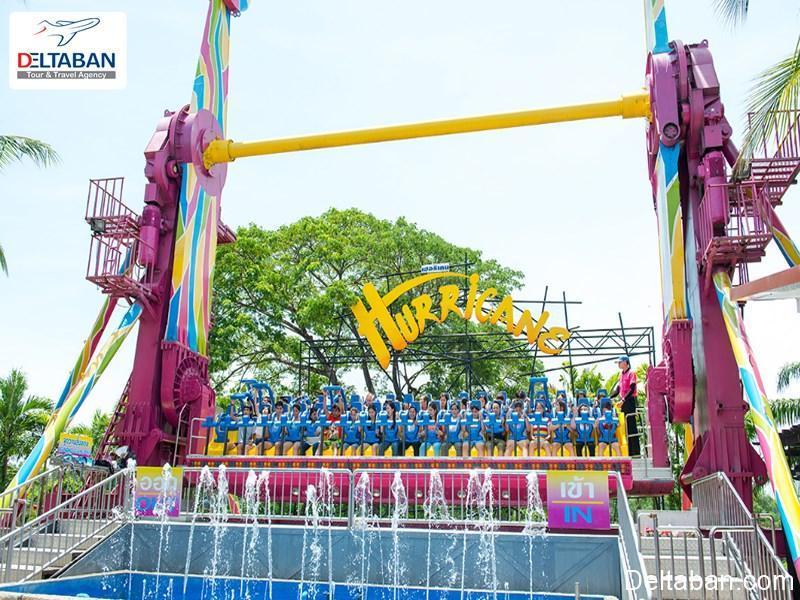 هیجانی ترین سرگرمی ها وتفریحات بانکوک