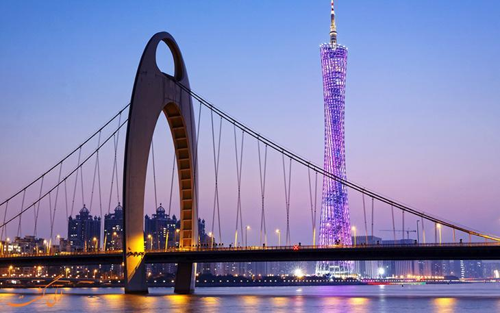 چطور از فرودگاه گوانگجو چین به مرکز شهر برویم؟