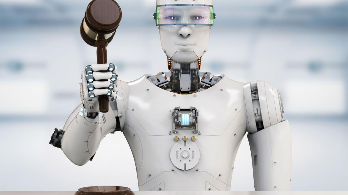 قضاوت یک روبات در دادگاه اینترنتی پکن
