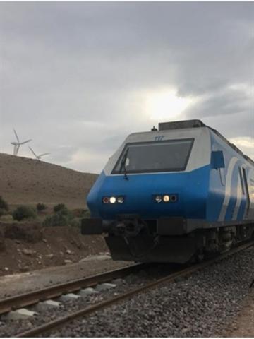 شروع تحولی دیگر در گردشگری گیلان با حرکت قطار رشت ـ قزوین