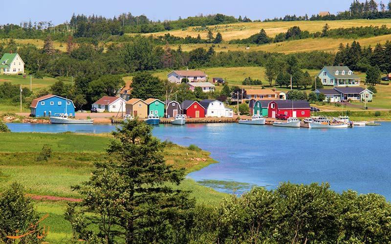 10 روستای شگفت انگیز در کانادا