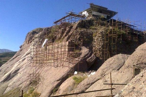 قلعه تاریخی حسن صباح تا 15 مهرماه امکان بازدید ندارد