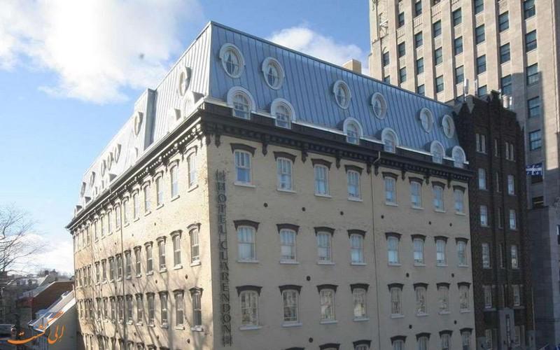 معرفی هتل کلارندون کبک سیتی (4 ستاره)