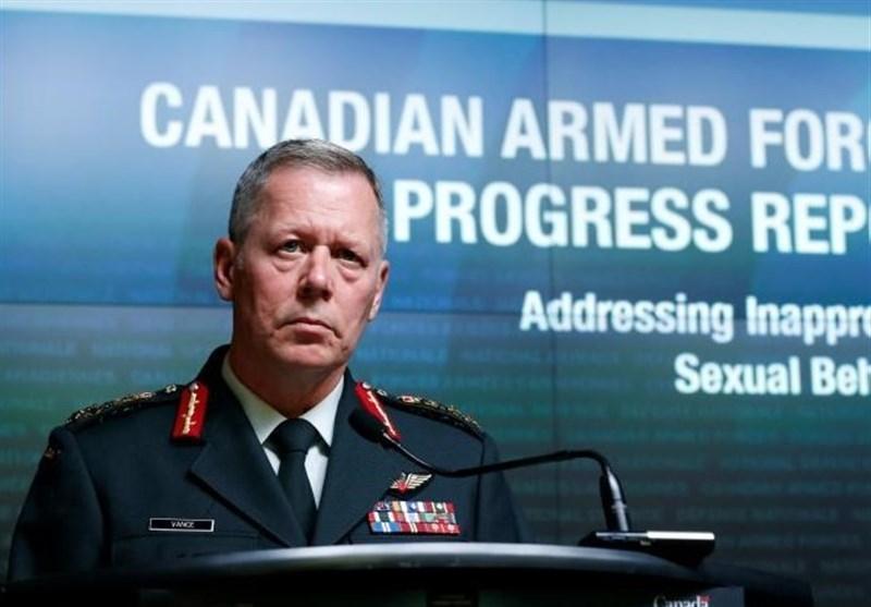 ثبت حدود 1000 مورد آزار و اذیت جنسی در ارتش کانادا طی سال گذشته