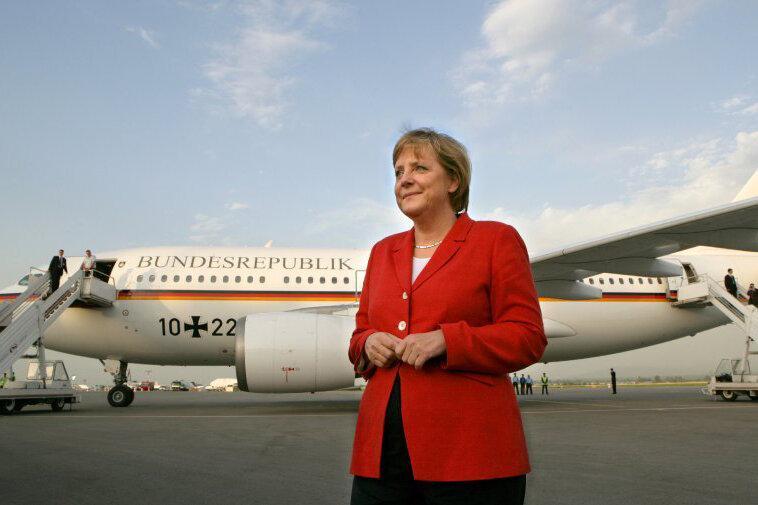 هواپیمای صدر اعظم آلمان حق پرواز ندارد