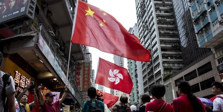 حامیان چین هم در هنگ کنگ وارد میدان شدند