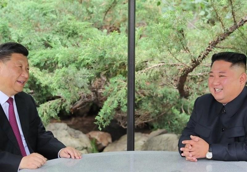 تاکید رهبر کره شمالی بر پیوند عمیق با چین