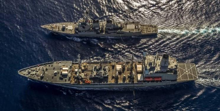 اروپا: انگلیس با پیوستن به ائتلاف دریایی آمریکا، برنامه های ما را برهم زد