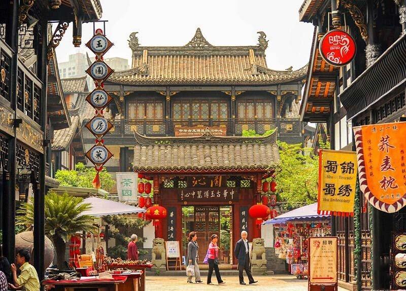 معرفی 5 مکان هیجان انگیز در سفر به چین