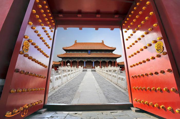 تصاویر دیده نشده از داخل شهر ممنوعه در چین!