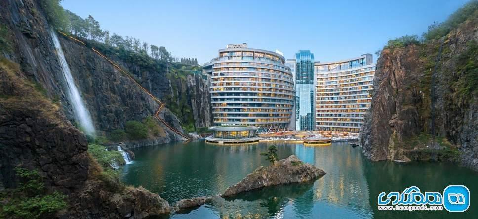 نخستین هتل زیرزمینی دنیا در شانگهای تاسیس شد