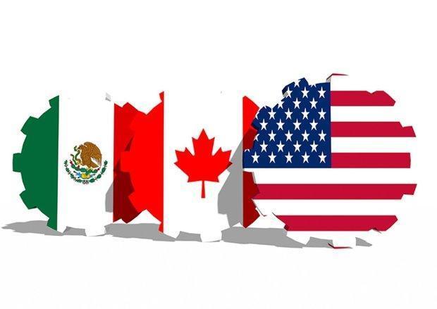 مکزیک، کانادا، آمریکا، دومین دور مذاکرات نفتا را برگزار می نمایند