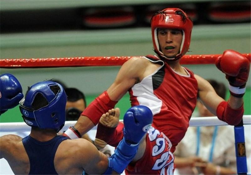 حضور موی تای کار کردستانی در مسابقات قهرمانی دنیا در مالزی