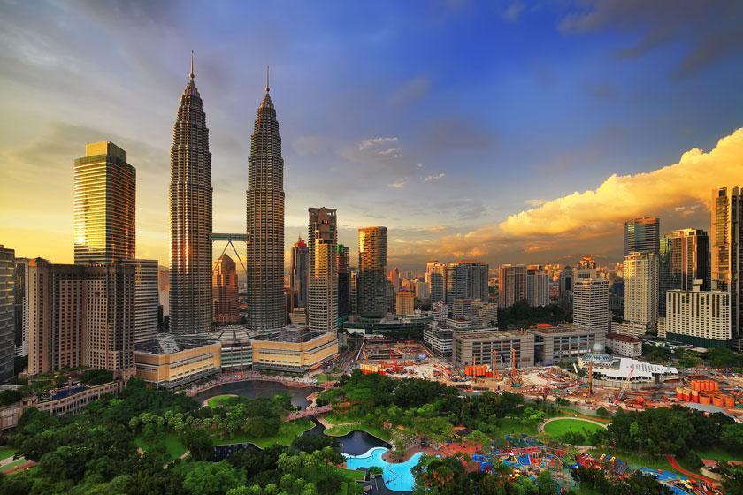 10 مکان زیبا در مالزی را بشناسید