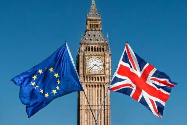 لایحه خروج انگلیس از اتحادیه اروپا خاتمه تصویب شد