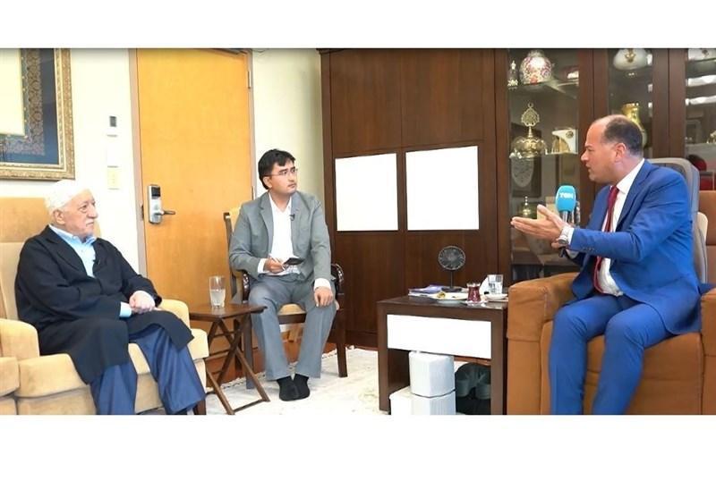 خشم ترکیه از گفت وگوی شبکه تلویزیونی مصر با فتح الله گولن