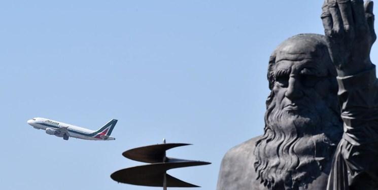 تصمیم دولت ایتالیا برای تحریم یک شرکت هواپیمایی ایران
