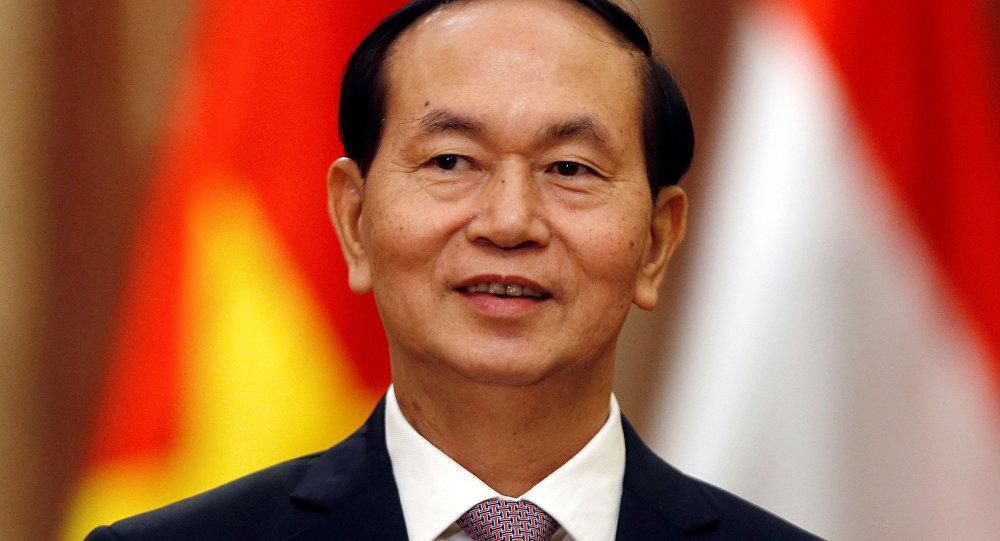رئیس جمهور ویتنام درگذشت