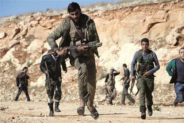 ارتش آزاد جایگزین نظامیان آمریکایی در منبج می گردد