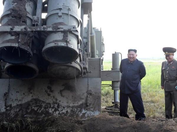کره شمالی هشتمین آزمایش موشکی خود پس از نشست هانوی را تایید کرد: یک پرتابگر فوق بزرگ چندگانه را زیر نظر کیم آزمایش کردیم