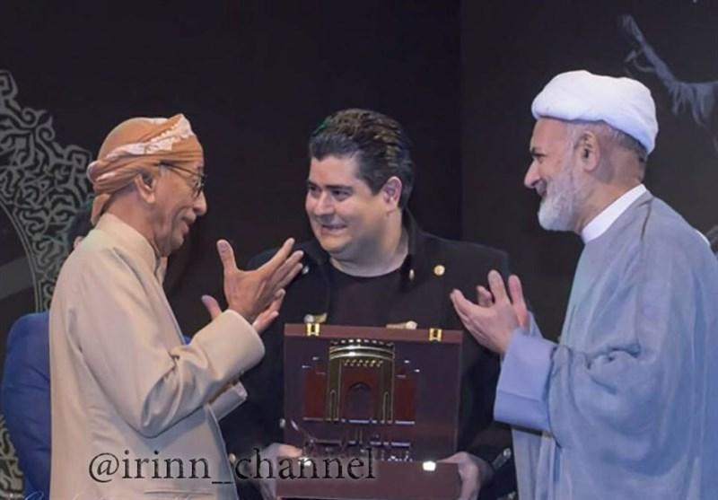 قدردانی مشاور پادشاه عمان از سالار عقیلی