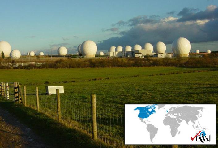همه چیز درباره پروژه جاسوسیاشلون ، از شنود مکالمات پرنسس دایانا تا کنترل شبکه های ارتباطات عمومی